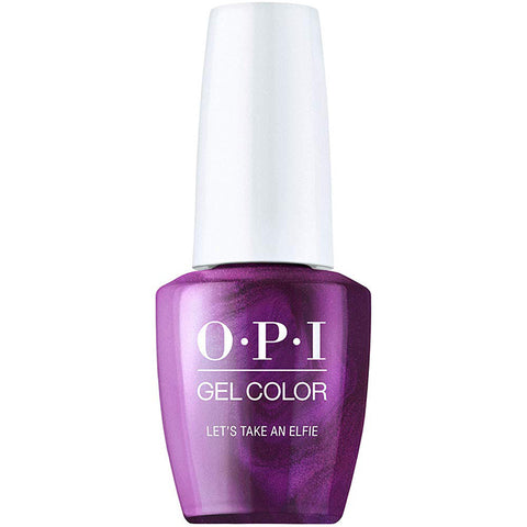 OPI Let's Take An Elfie Gel Nail Polish HPM09