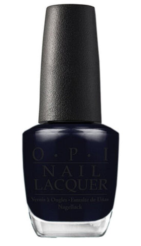 OPI Black Dress Not Optional Nail Polish HRH03