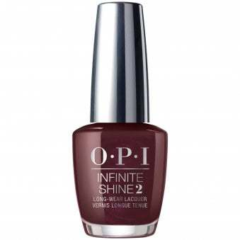 OPI Infinite Shine Black to Reality Nail Polish HRK27