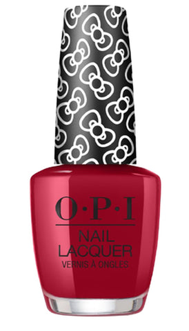 OPI A Kiss on the Chic Nail Polish HRL05