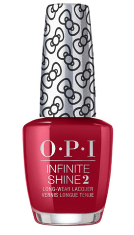 OPI A Kiss on the Chic Infinite Shine Nail Polish HRL36