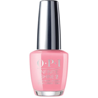 OPI Pink Ladies Rule the School Infinite Shine Nail Polish ISG48