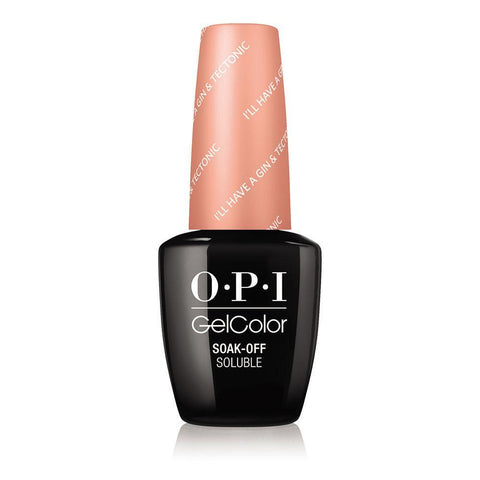 OPI I'll Have a Gin & Tectonic Gel Nail Polish GCI61