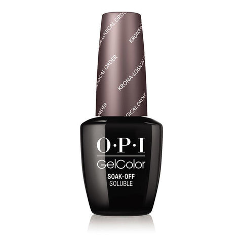 OPI Krona-logical Order Gel Nail Polish GCI55