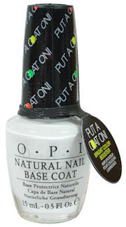 OPI Put a Coat On! Nail Polish N01
