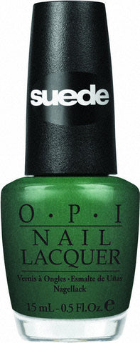 OPI Here Today . . . Aragon Tomorrow Suede Nail Polish NNE48 (Discontinued by OPI)