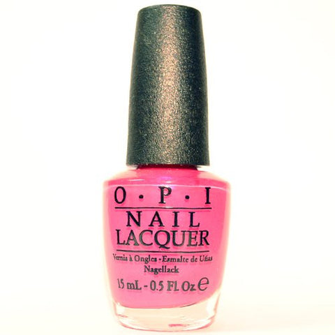 OPI La Paz-itively Hot Nail Polish A20