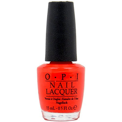 OPI Tasmanian Devil Made Me Do It Nail Polish A44