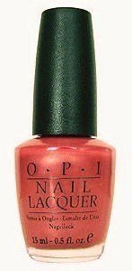 OPI Don't Melbourne the Toast Nail Polish A54 (Discontinued by OPI)