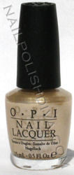 OPI Up Front & Personal Nail Polish B33