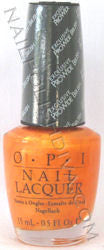 OPI Totally Tangerine Nail Polish B41