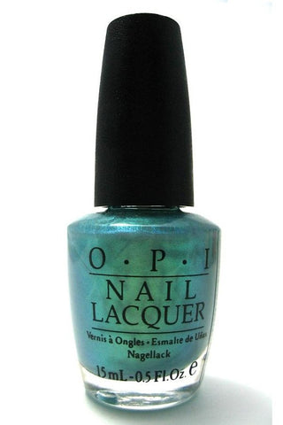 OPI Go on Green! Nail Polish B43 (Discontinued by OPI)