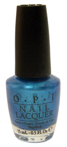 OPI Teal the Cows Come Home Nail Polish B54