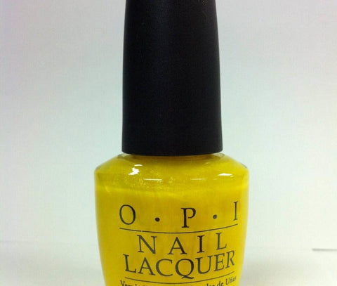 OPI Lemonade Stand By Your Man Nail Polish D22