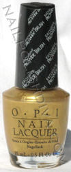 OPI Curry Up Don't Be Late Nail Polish I49