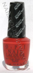 OPI Lunch at The Delhi Nail Polish I51 (Discontinued by OPI)