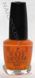 OPI Osaka-To-Me-Orange Nail Polish J09 (Discontinued by OPI)