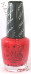 OPI Tropical Punch Nail Polish L22 (Discontinued by OPI)