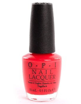OPI Cajun Shrimp Nail Polish L64