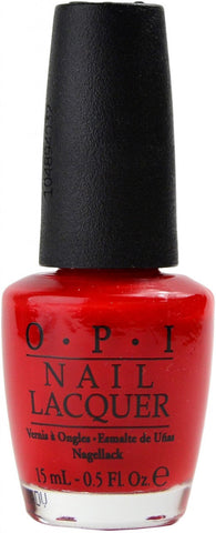 OPI Big Apple Red Nail Polish N25