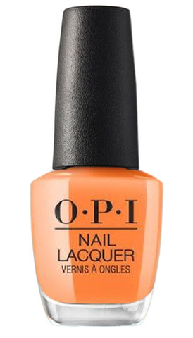 OPI Orange You a Rock Star? Nail Polish NLN71