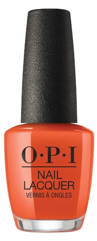 OPI Suzi Needs A Loch-Smith  Nail Polish NLU14
