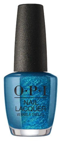 OPI Nessie Plays Hide & Sea-K Nail Polish NLU19
