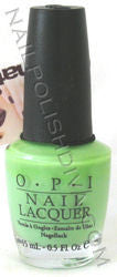 OPI Gargantuan Green Grape Matte Nail Polish MB44 (Discontinued by OPI)