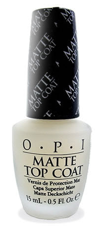 OPI Matte Nail Polish Top Coat NTT35