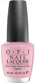 OPI Suzi and The Lifeguard Nail Polish B72 (Discontinued by OPI)