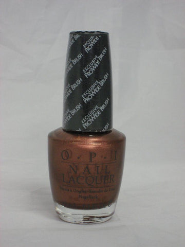 OPI Brisbane Bronze Nail Polish A45(Discontinued by OPI)