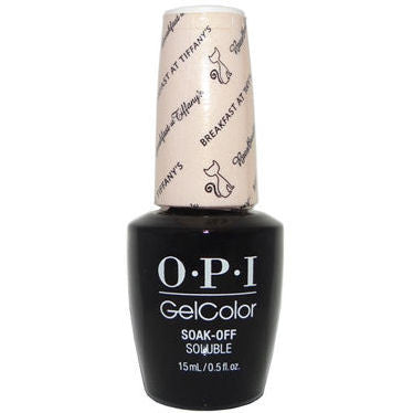 OPI Breakfast at Tiffany's Gel Nail Polish HPH10