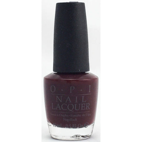 OPI Can't Read Without My Lipstick Nail Polish HRH12