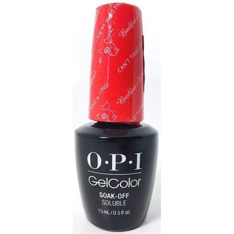 OPI Can't Tame a Wild Thing Gel Nail Polish HPH15