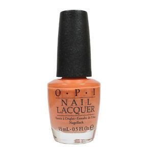 OPI Freedom of Peach Nail Polish W59