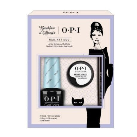 OPI I Believe in Manicures Gel Nail Artist Series Set HPH33