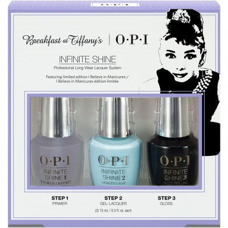 OPI I Believe in Manicures Infinite Shine Nail Polish Gift Set HRH53