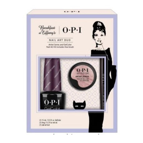 OPI I'll Have a Manhattan Gel Nail Artist Series Set HPH34