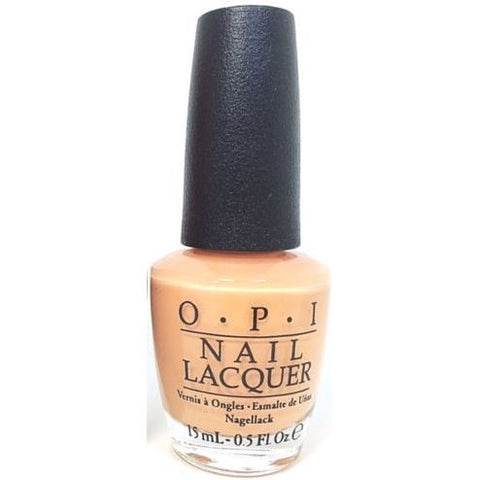 OPI I'm Getting a Tan-gerine Nail Polish R68