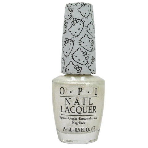 OPI Kitty White Nail Polish H80