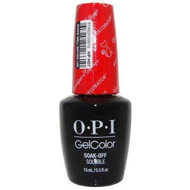 "OPI Meet My ""Decorator"" Gel Nail Polish HPH07"