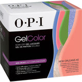 OPI New Orleans Gel Nail Polish Kit # 2 GC992