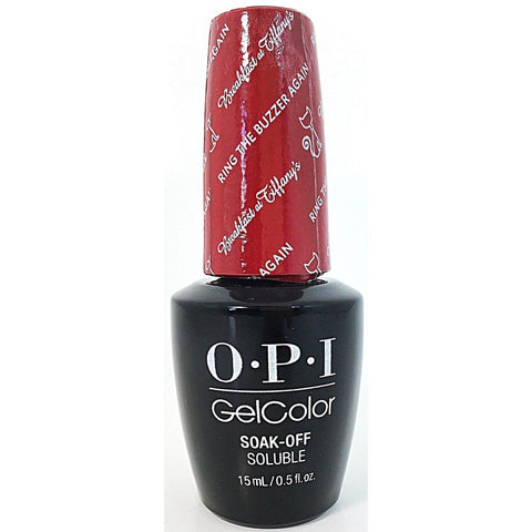 OPI Ring the Buzzer Again Gel Nail Polish HPH16