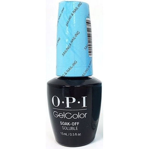 OPI Sailing Nail Ing Gel Polish GCR70