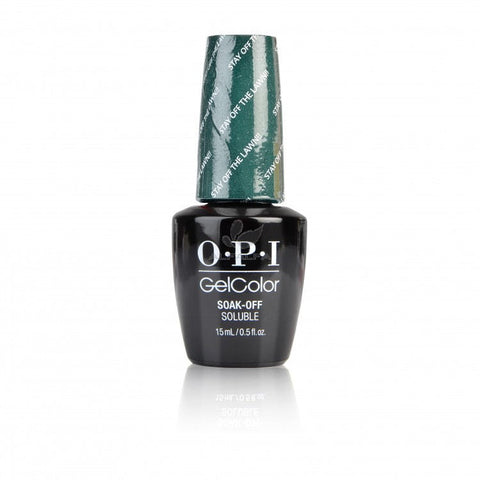 OPI Stay Off the Lawn !! Gel Nail Polish GCW54