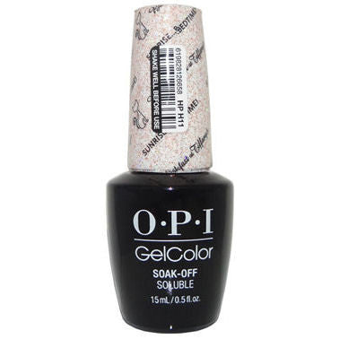 OPI Sunrise...Bedtime! Gel Nail Polish HPH11