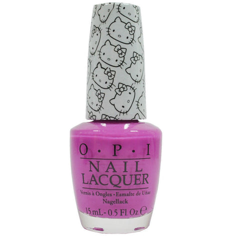 OPI Super Cute in Pink Nail Polish H87