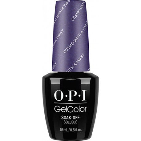 OPI Cosmo with a Twist Gel Nail Polish GCHPG36
