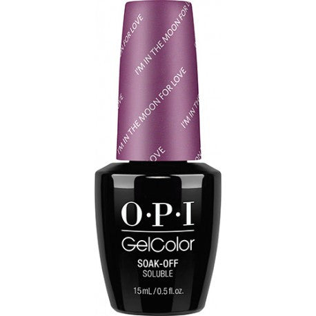 OPI I'm in the Moon for Love Gel Nail Polish GCHPG35