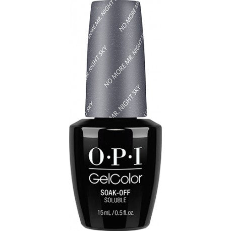OPI No More Mr. Night Sky Gel Nail Polish GCHPG49